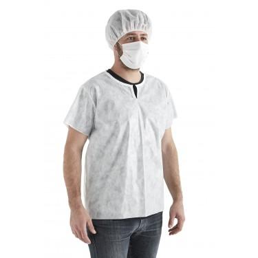 Camisa manga corta impermeable