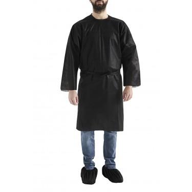 Kimono Negro hidrofugado Peluquerias